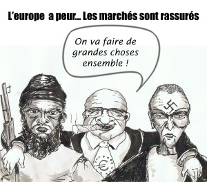 la France a peur – Avril 2016