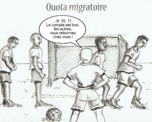 L'Euro des migrants
