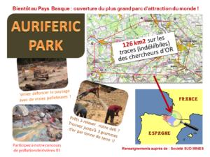 auriferic park