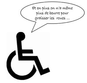 La course à handicap