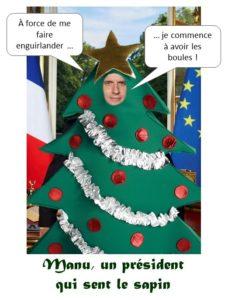 Noël – Décembre 2018